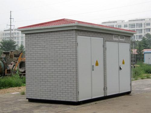 630KVA箱式变电站