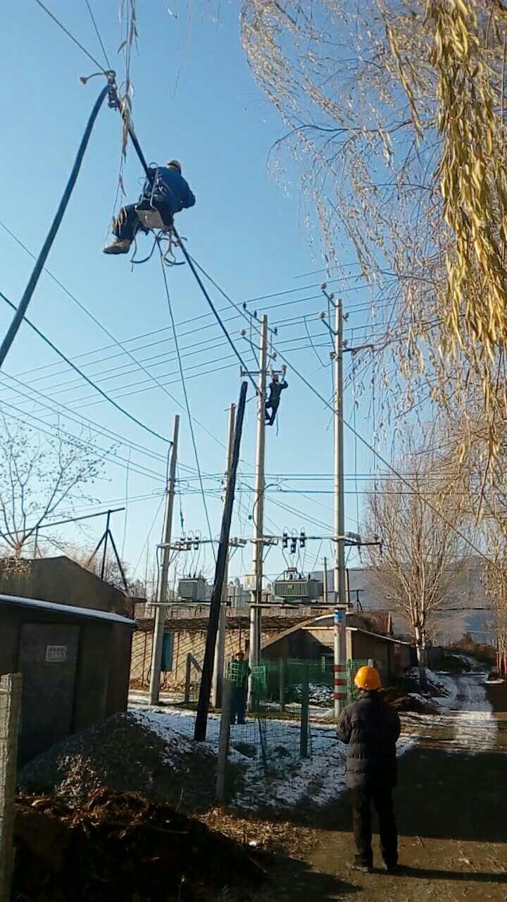 80KVA必威app手机版下载电力施工